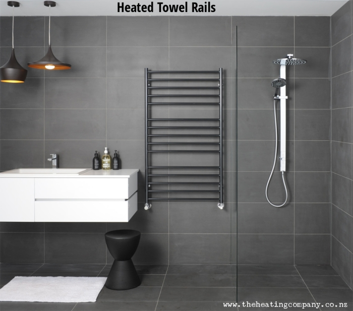 Advantages of Heated Towel Rails